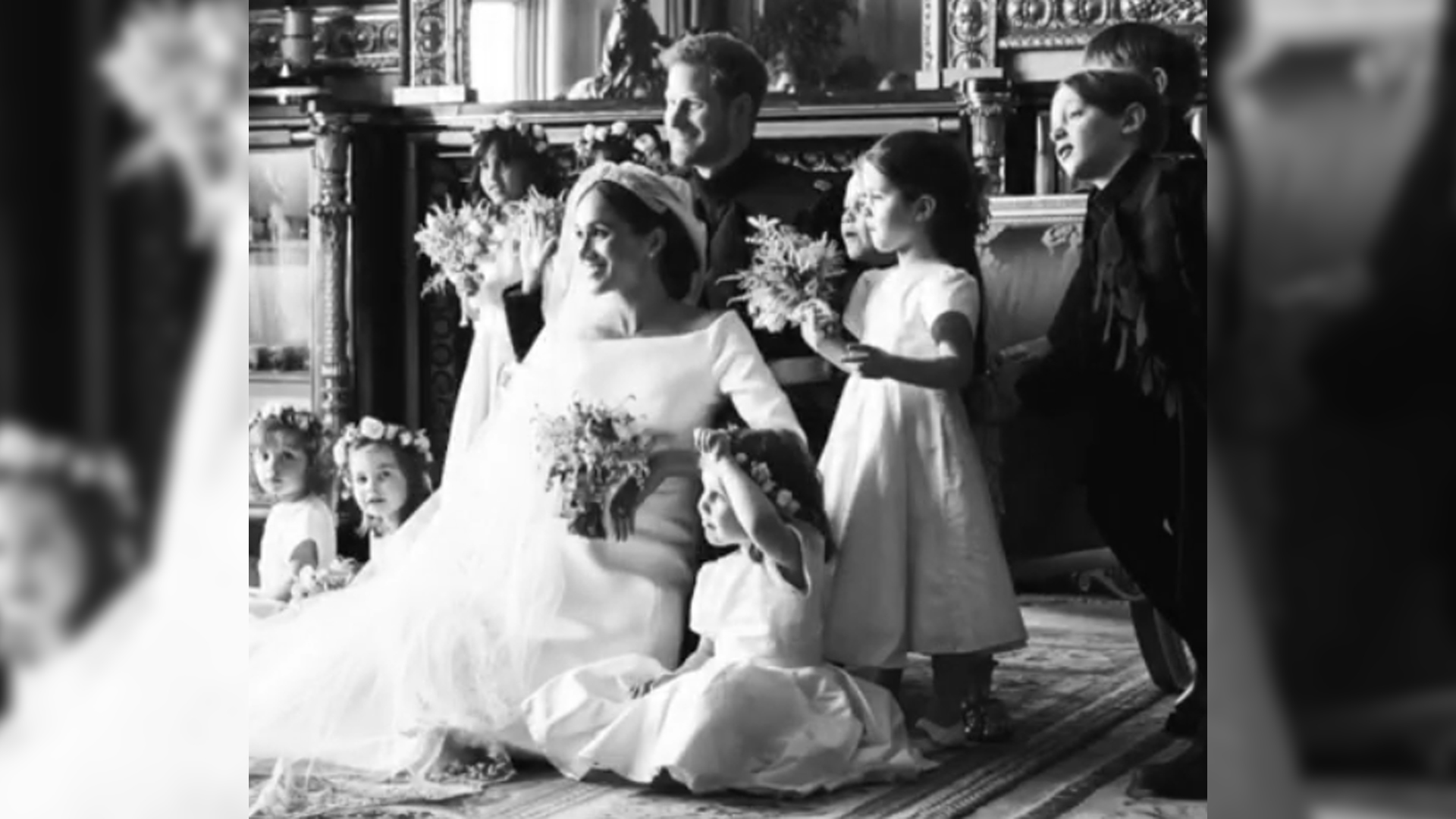 never before seen photos of harry and meghan s wedding released ctv news never before seen photos of harry and