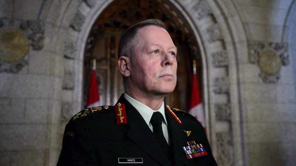 Don Martin: Gen  Vance's leadership is no longer worth