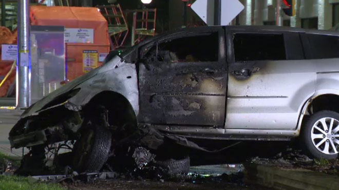 Charges pending' after crash kills 2 in downtown Kitchener