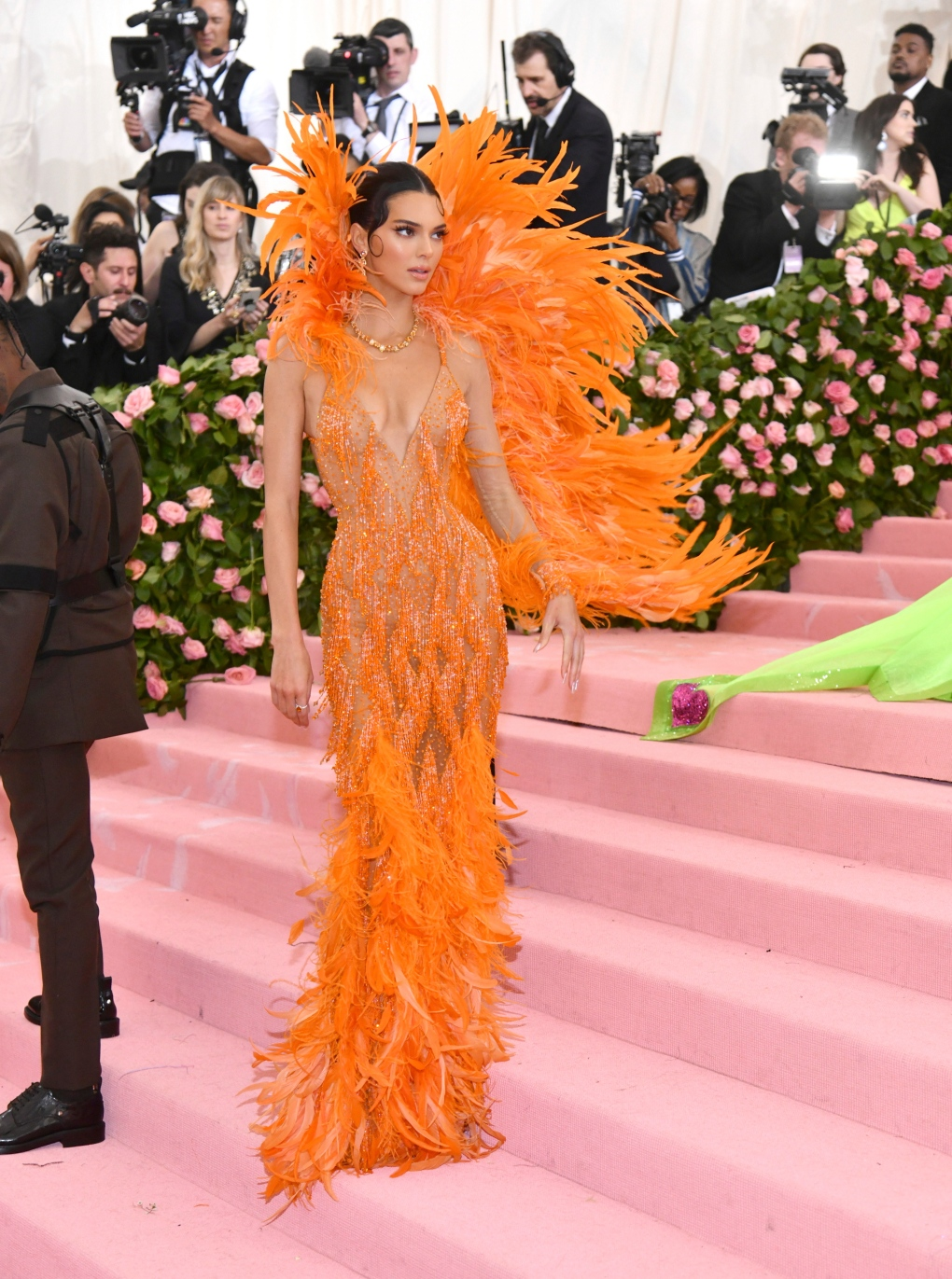 Celebs try to out-camp each other at wild Met Gala | Entertainment