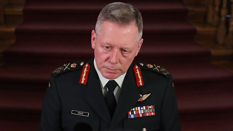 Don Martin: The fall guy could be the general who suspended