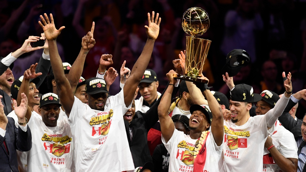 Image result for 2 injured, 2 in custody as shots fired at Raptors NBA Title victory parade
