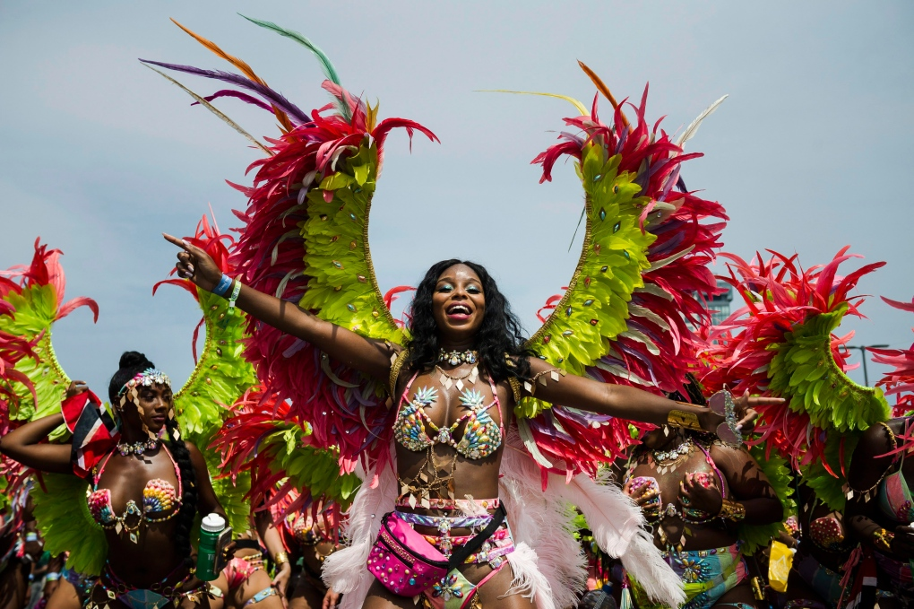 Toronto Caribbean Carnival Grand Parade gets a new route | CTV News