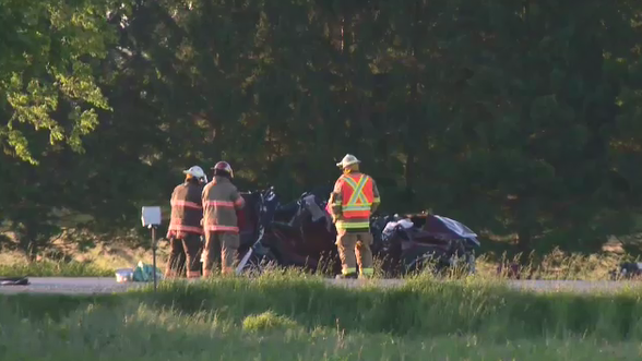 Police identify victims of triple fatal crash | CTV News Kitchener