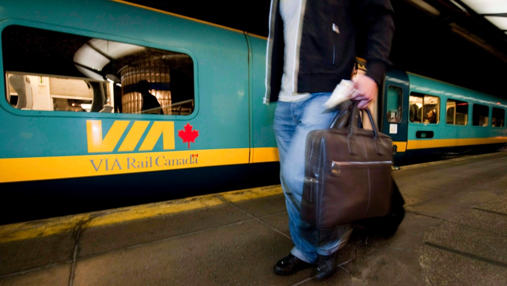 Via gets $71M to study high-frequency rail service on