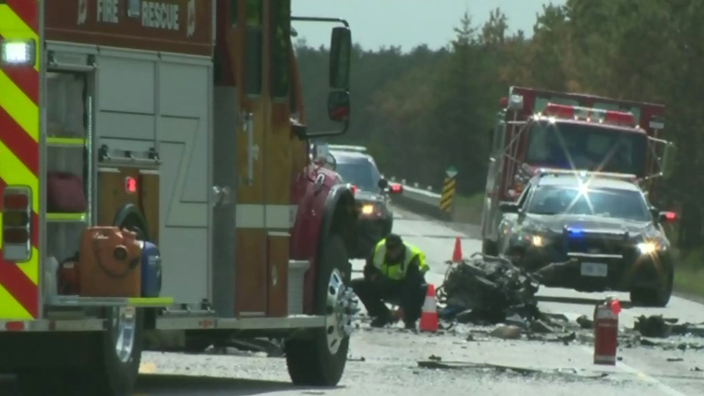 Victims identified in triple fatal Hwy 17 crash | CTV News