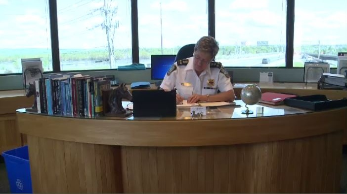 Hanging up her badge: Fredericton police chief shares highs and lows