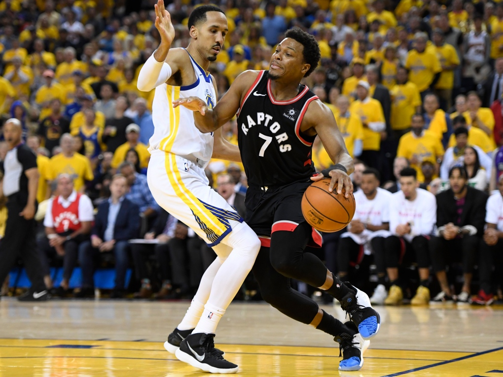 Five memorable moments from Game 3 of NBA Finals | CTV News