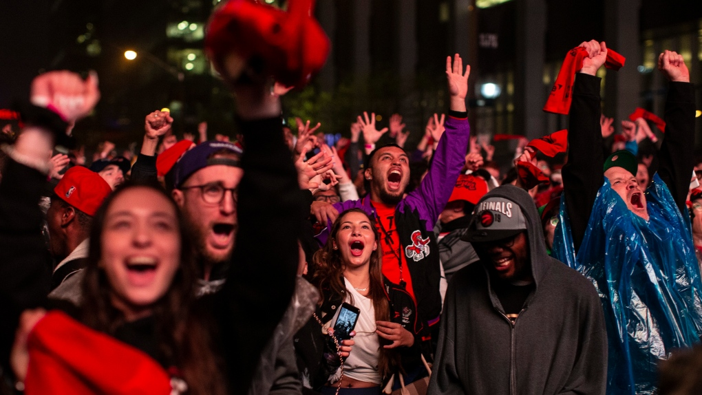 e6f25c8f9bb Fans and cities preparing for possible Raptors' NBA Championship victory  tonight