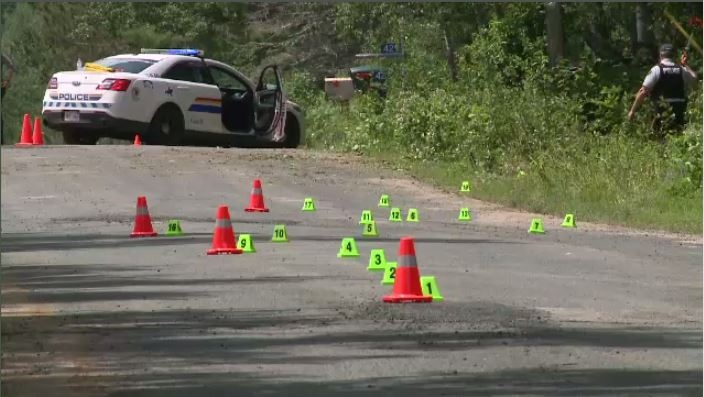 Four people dead in three separate crashes in New Brunswick