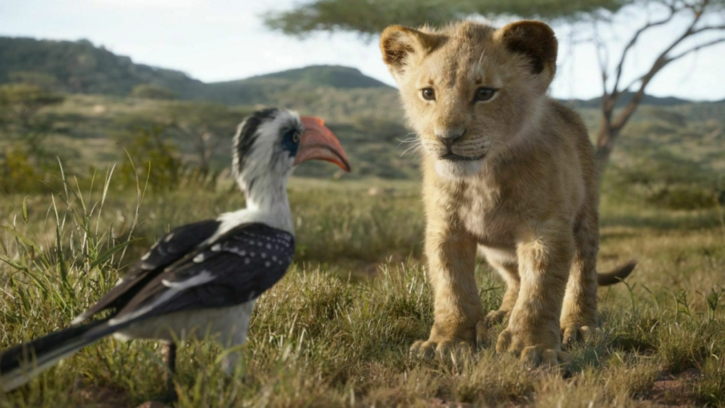 Movie reviews: 'The Lion King' looks great but might not hit