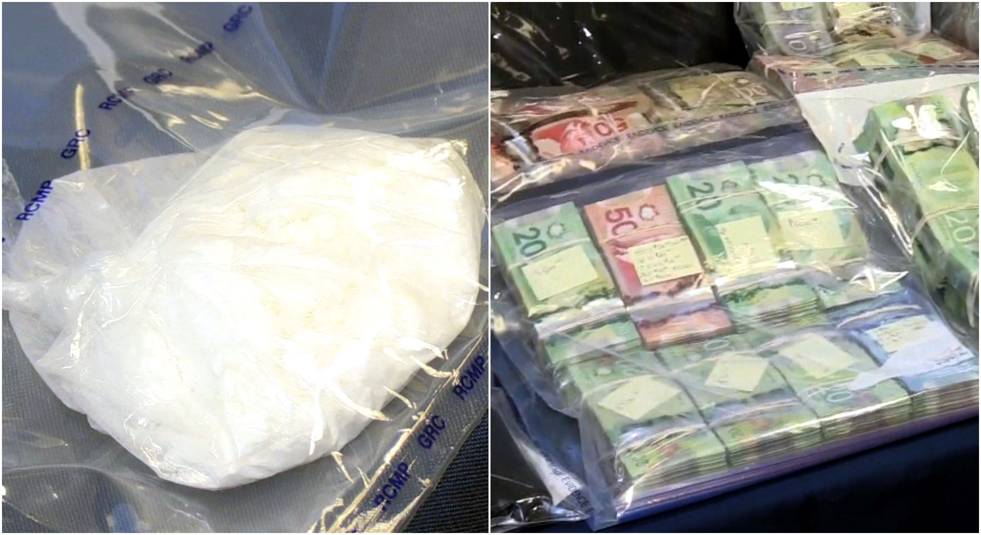 RCMP Drug Bust: 11 charged, including Sunwing employees