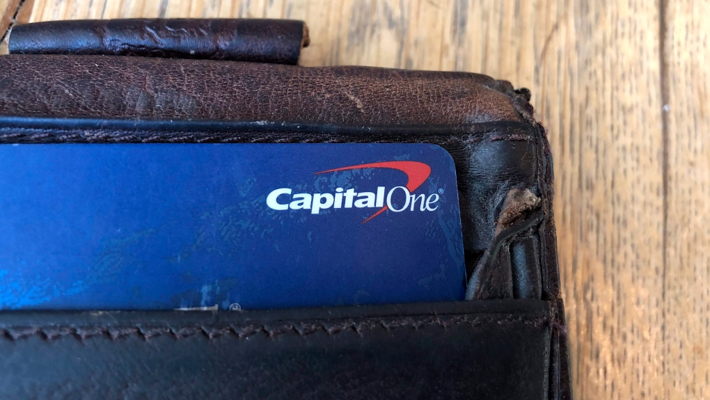 Capital one credit card payment pending