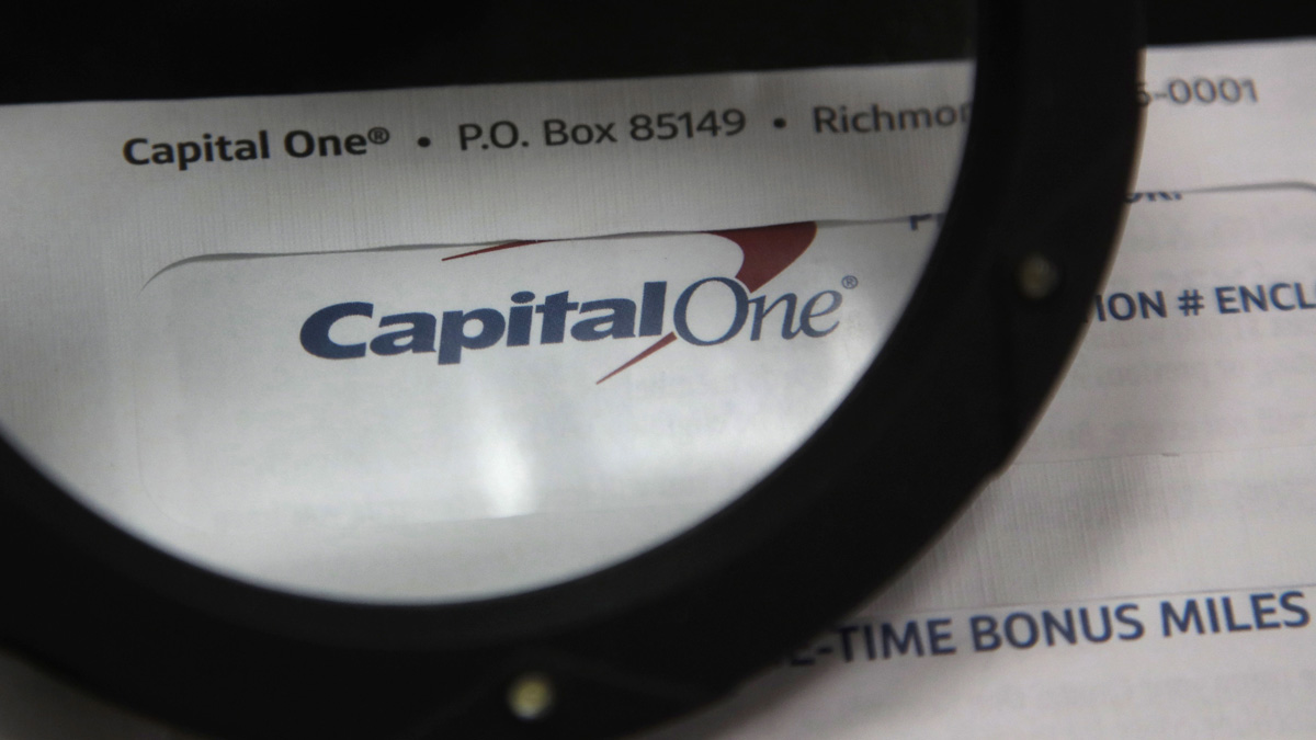 Capital One hack: What to do if you think your data's been