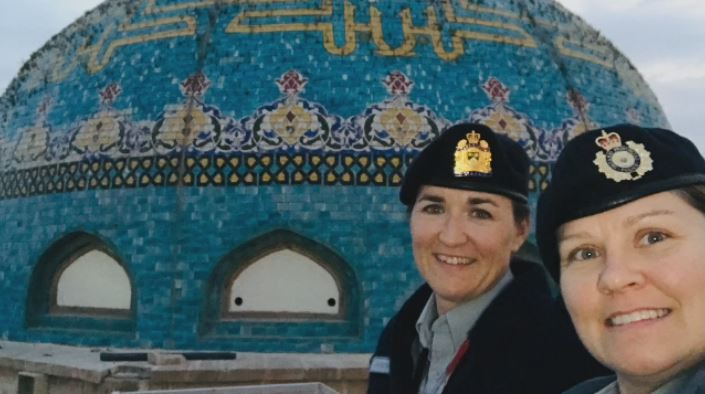 Saskatoon Police Service member returns from training Iraqi officers
