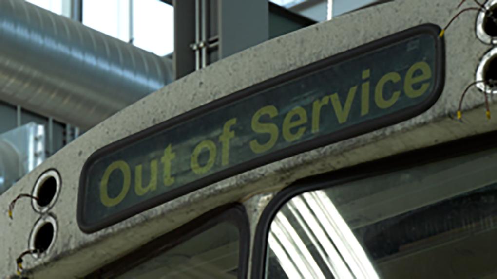 City retiring its oldest light rapid transit cars   CTV News