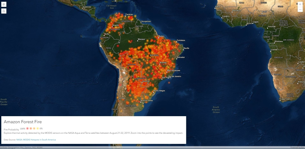 Record number of wildfires burning in zil's Amazon ... on current map of south america, large map of south america, statistics of south america, full map of south america, labeled map of south america, north america, physical features of south america, satellite maps of homes, google earth south america, satellite maps of usa, map of africa and south america, physical map of south america, precipitation of south america, blank outline map of south america, topographic map of south america, hd map of south america, complete map of south america, thematic map of south america, a blank map of south america, google maps south america,