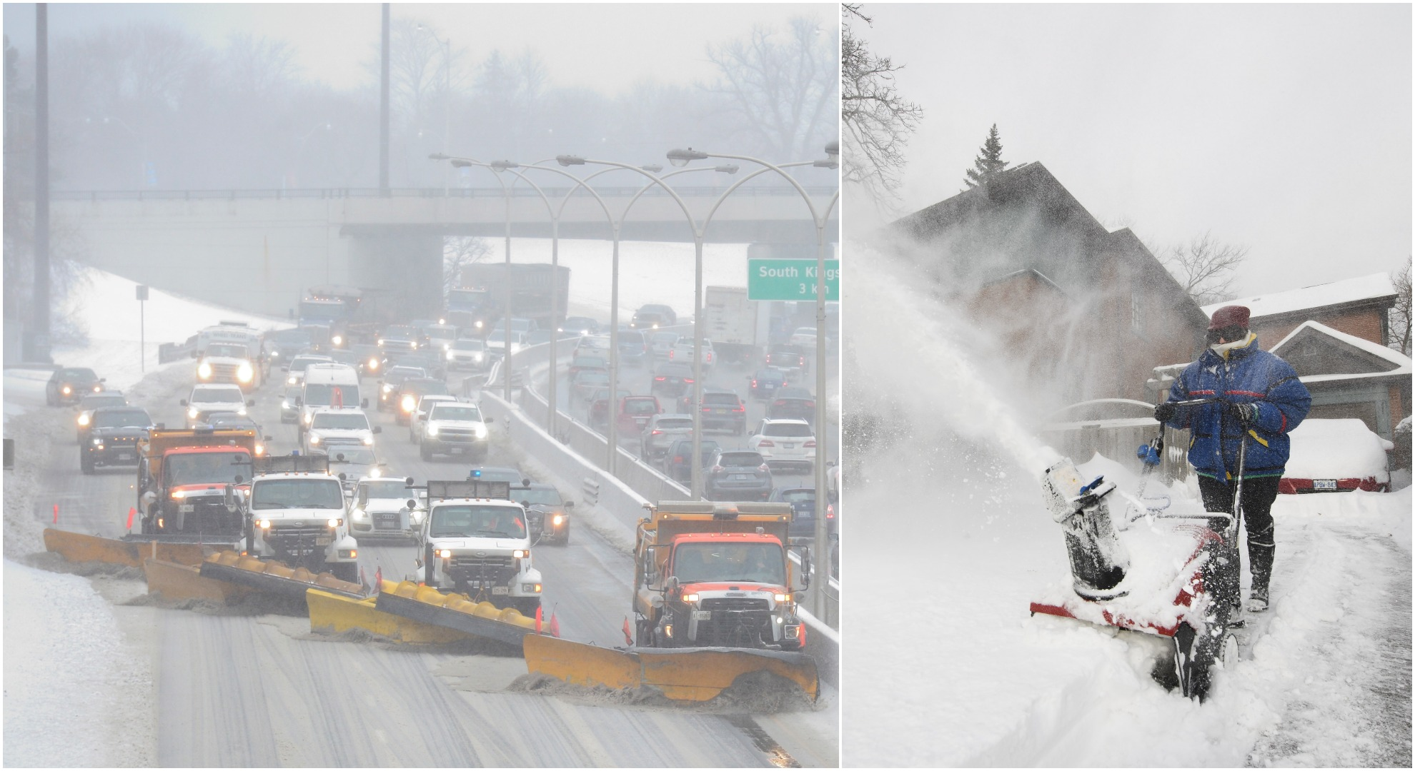 Cold and snowy': Farmers' Almanac forecasts brutal winter