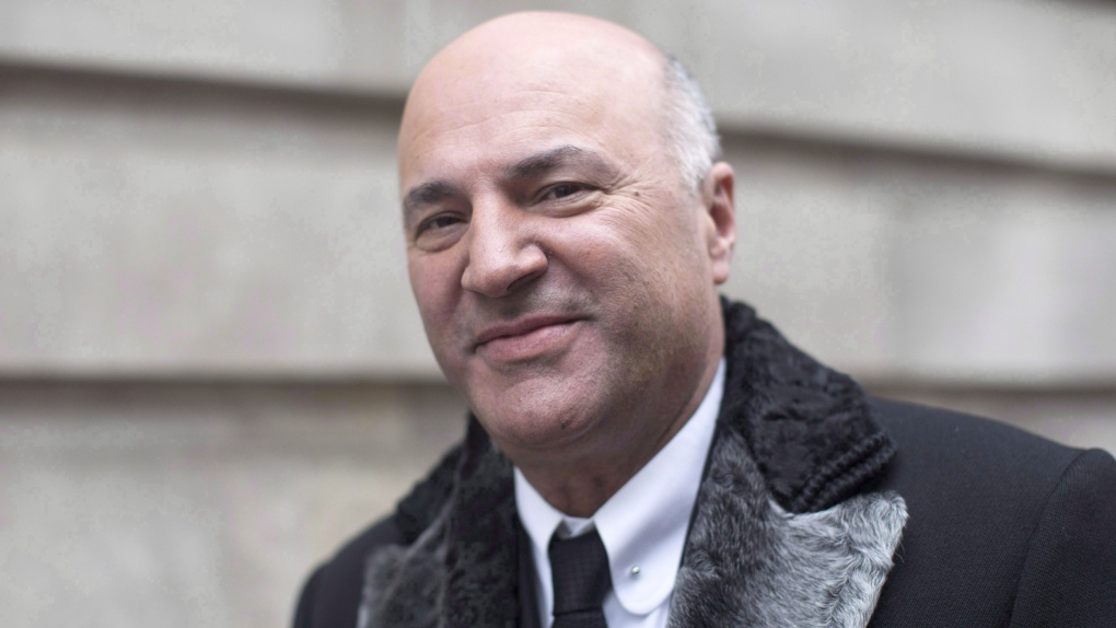 Kevin O'Leary was on board boat involved in fatal Ontario