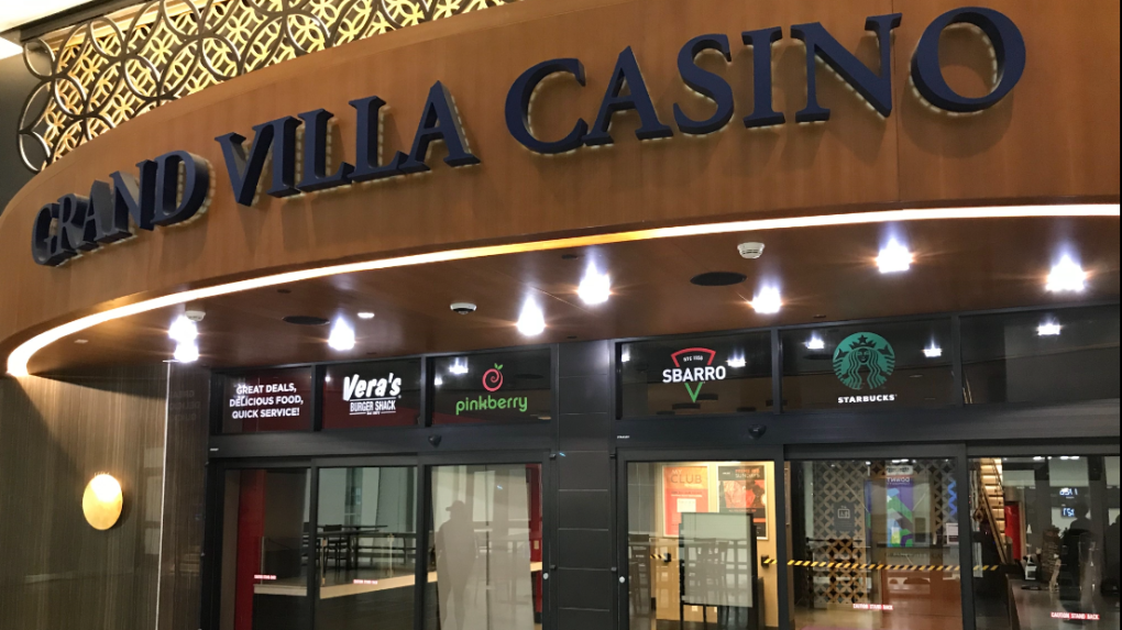Grand Villa Casino cutting back hours amid staff layoffs