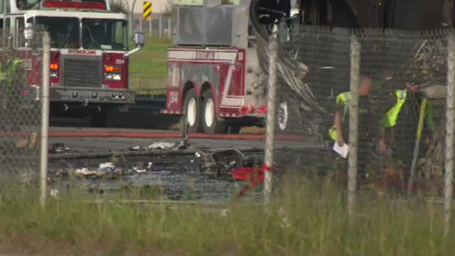 Truckers call out unsafe conditions at site of deadly highway crash