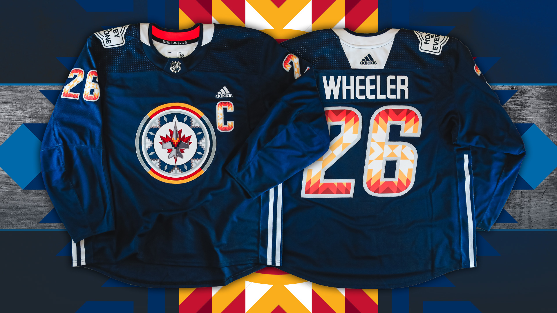 Jets And Moose Sport New Indigenous Logos Ctv News