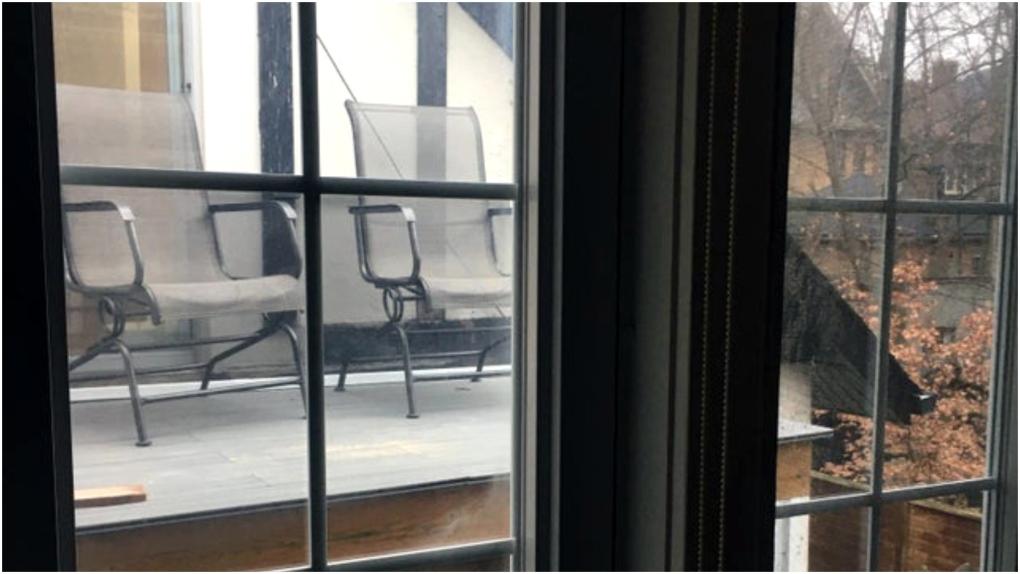 Image result for neighbourhood deck privacy ctv news