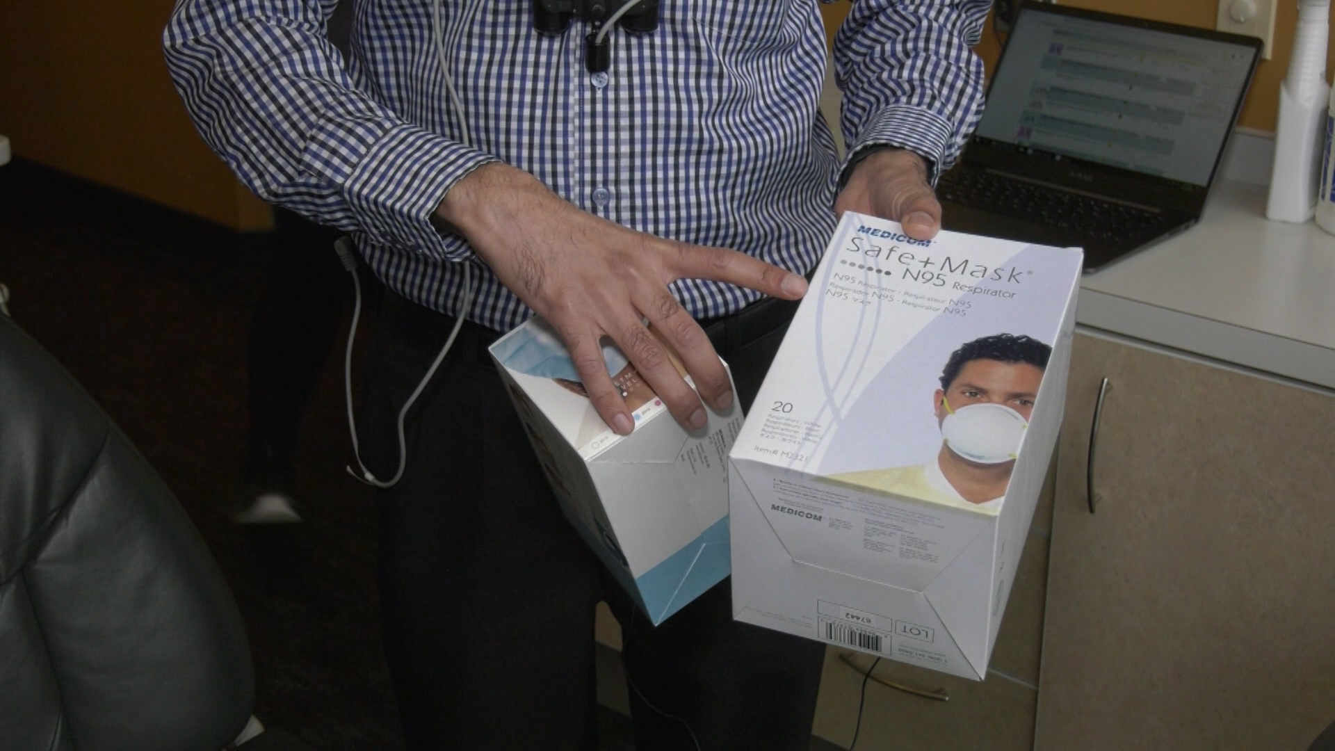 dental disposable mask