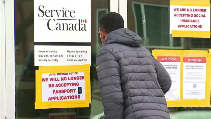 Service Canada Offices To Shutter For In Person Services Over Covid 19 Concerns Ctv News