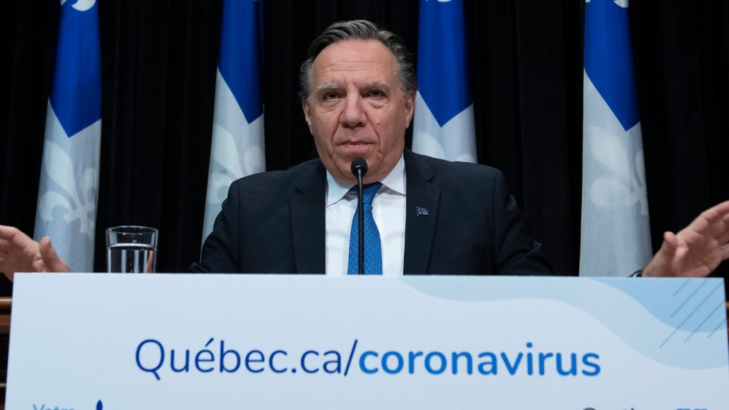 Covid 19 In Quebec A Timeline Of Key Dates And Events Ctv News