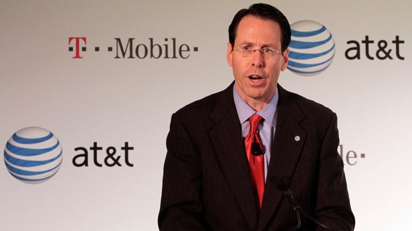 At T Ceo Randall Stephenson Steps Down Stankey To Succeed Ctv News
