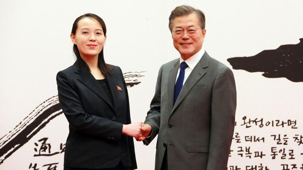 Chaos In The Koreas Sees Kim Jong Un S Sister Emerge Stronger Than Ever Ctv News