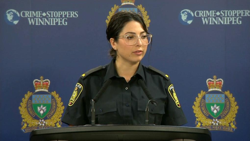 Winnipeg Police Arrest Man For Alleged Online Child Luring Ctv News
