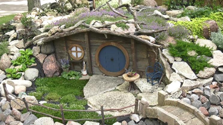 Saskatoon Replica Hobbit Home A Fantasy Come To Life Ctv News