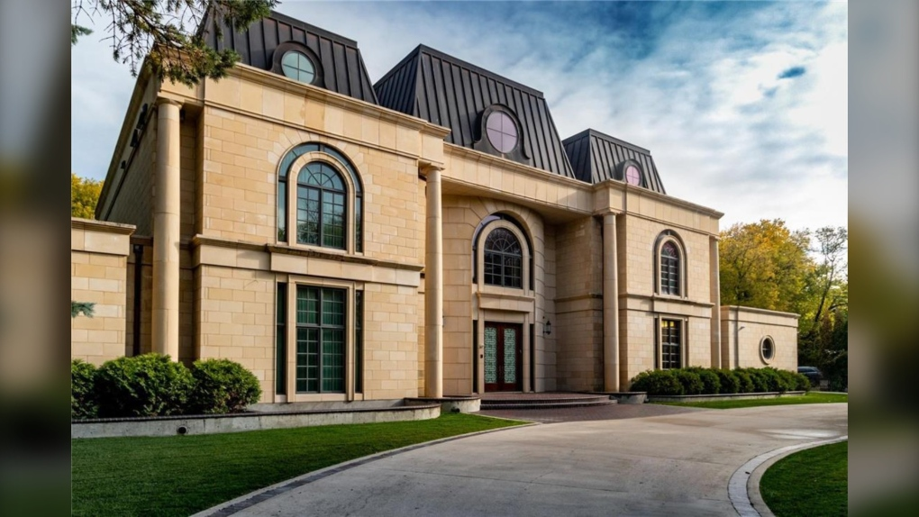 A glimpse at Manitoba's most expensive homes on the market | CTV News