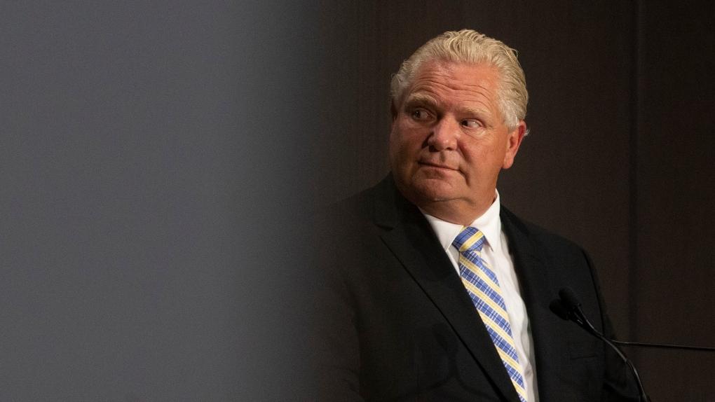 Covid 19 Ontario Premier Doug Ford Announces Fall Plan Ctv News