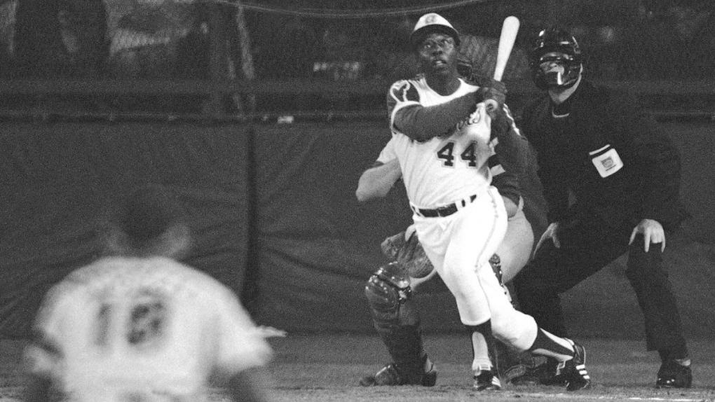 Hank Aaron, baseball's one-time home run king, dies at 86 | CTV News