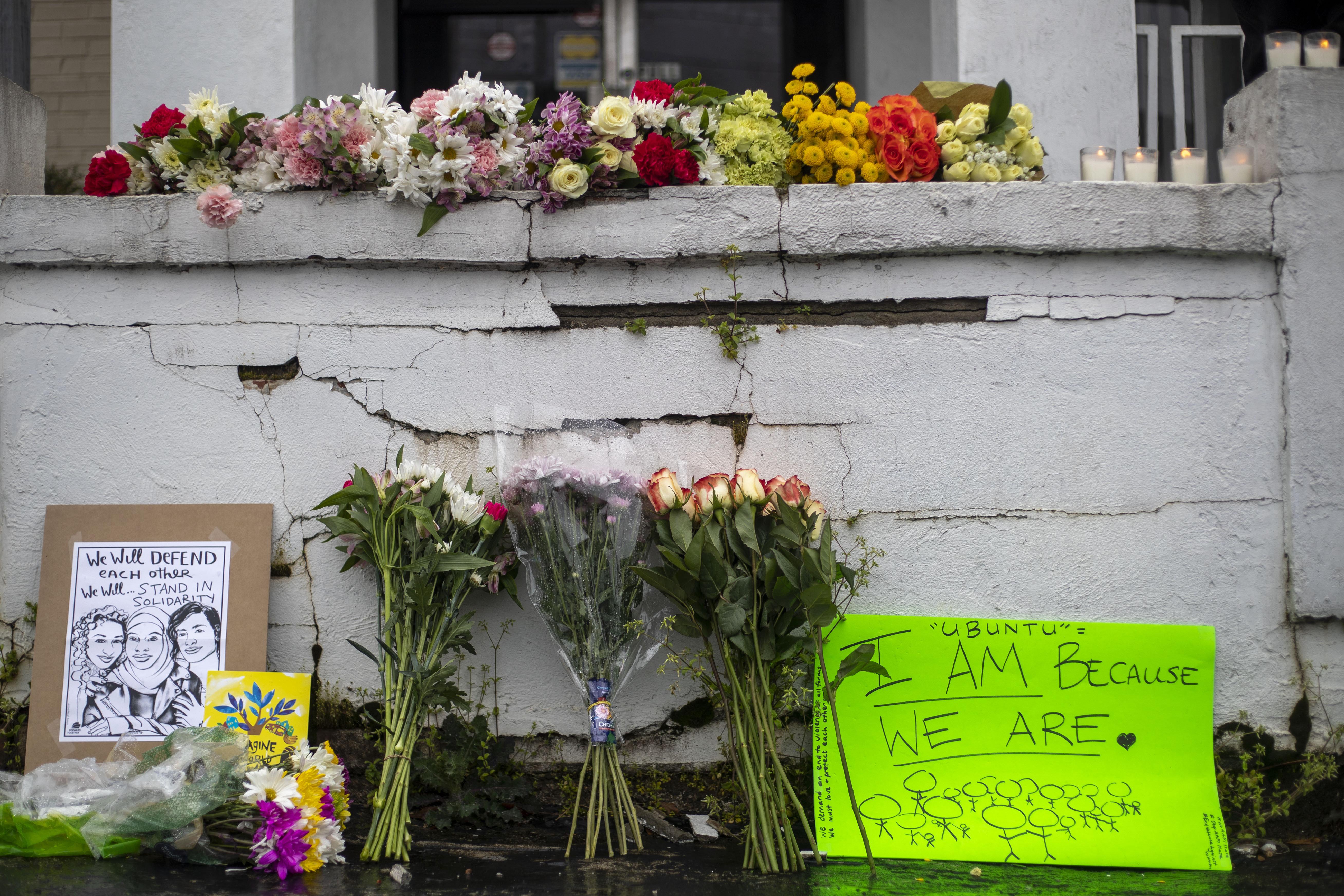 New Mom Army Vet Among 8 Killed In Georgia Spa Shootings Ctv News