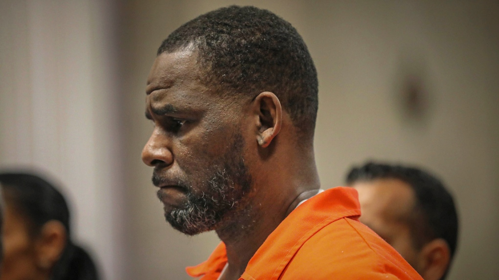 R&B superstar R. Kelly convicted in sex trafficking trial   CTV News