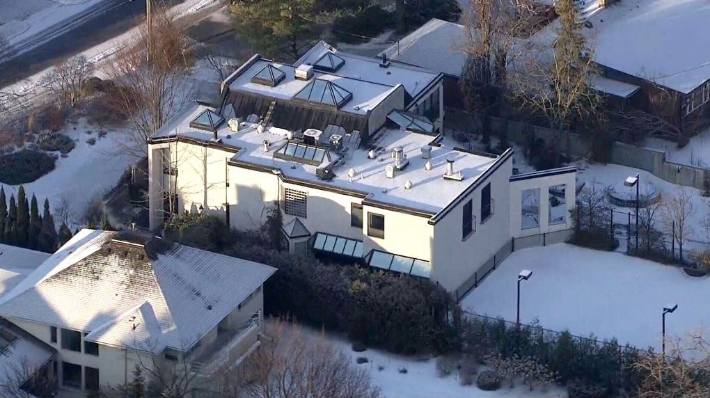 Demolition okayed for Sherman mansion where billionaires