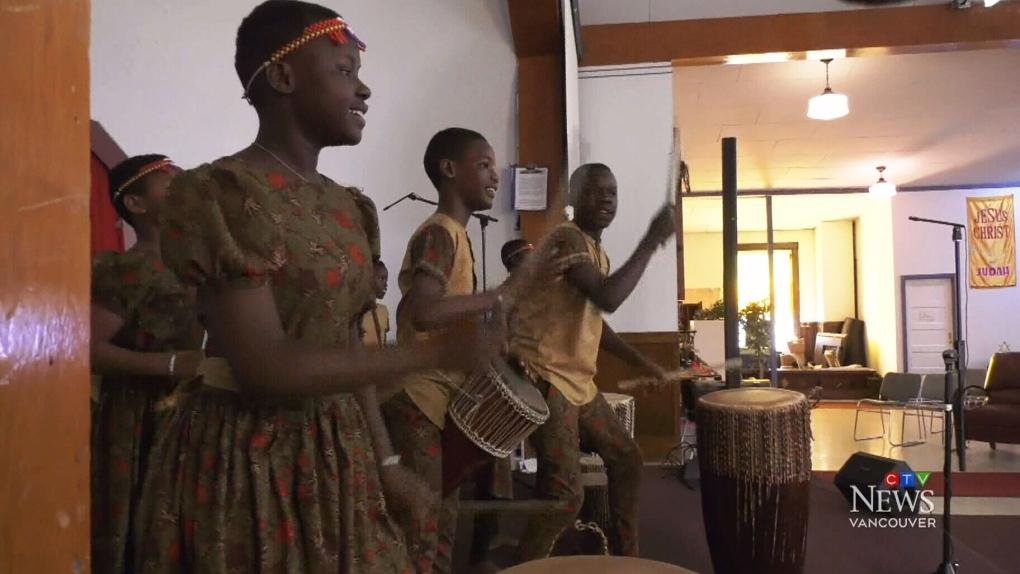 Thousands stolen from Ugandan kids' choir in Vancouver | CTV