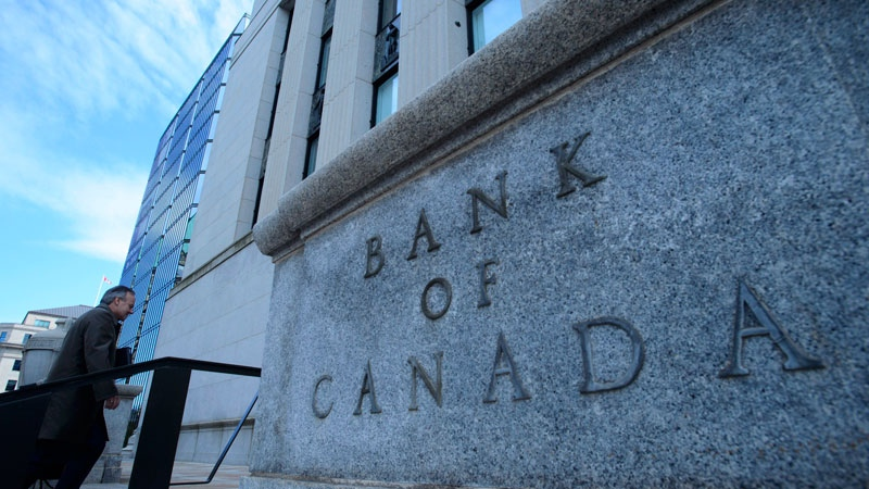 ctvnews.ca - The Canadian Press - Bank of Canada holds interest rate, drops growth forecast for 2019