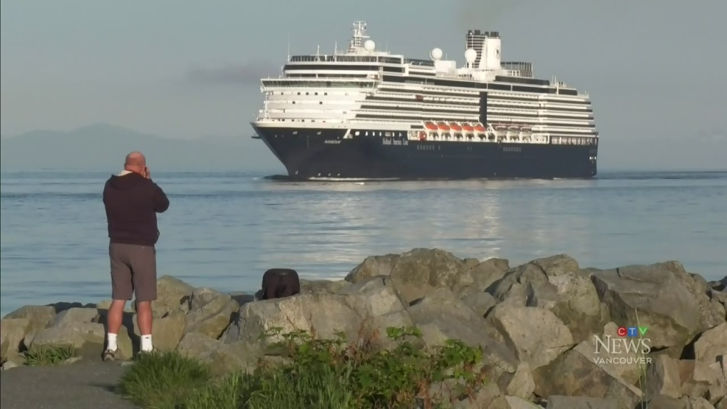 Vancouver expecting to see record-breaking number of cruise ship passengers