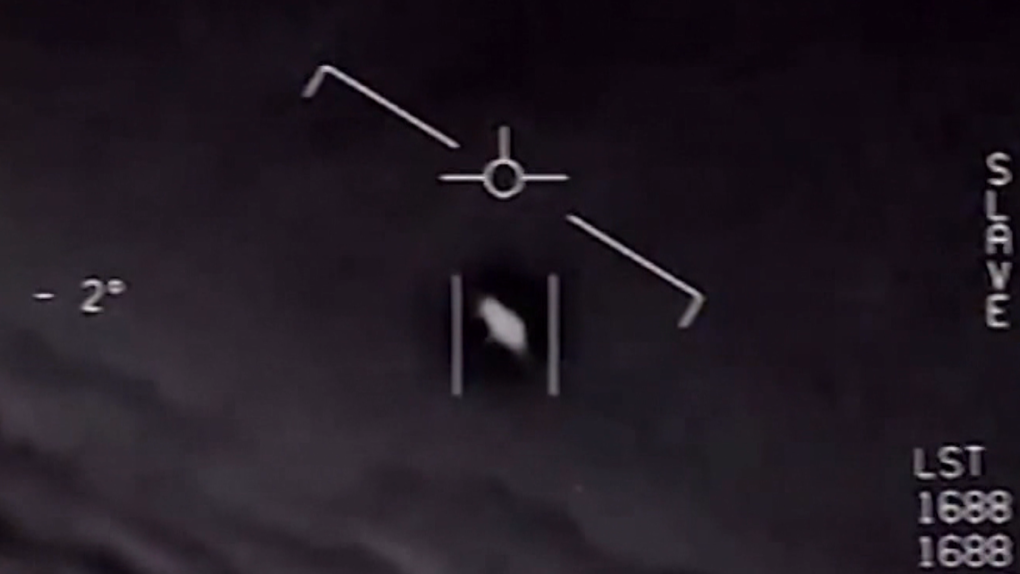 The U.S. Navy just confirmed these UFO videos are the real deal