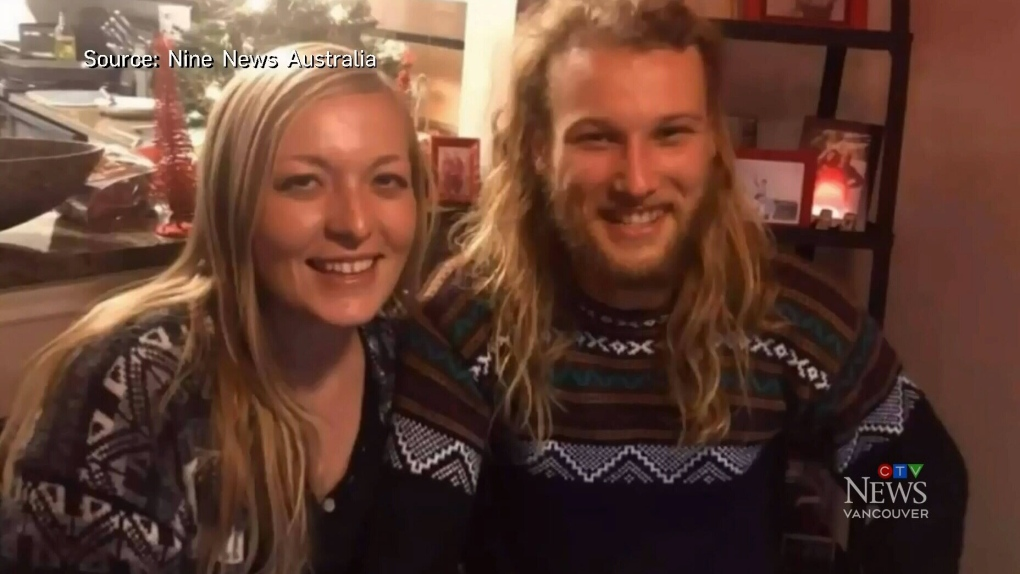 Woman saw man in heated exchange with slain tourist couple