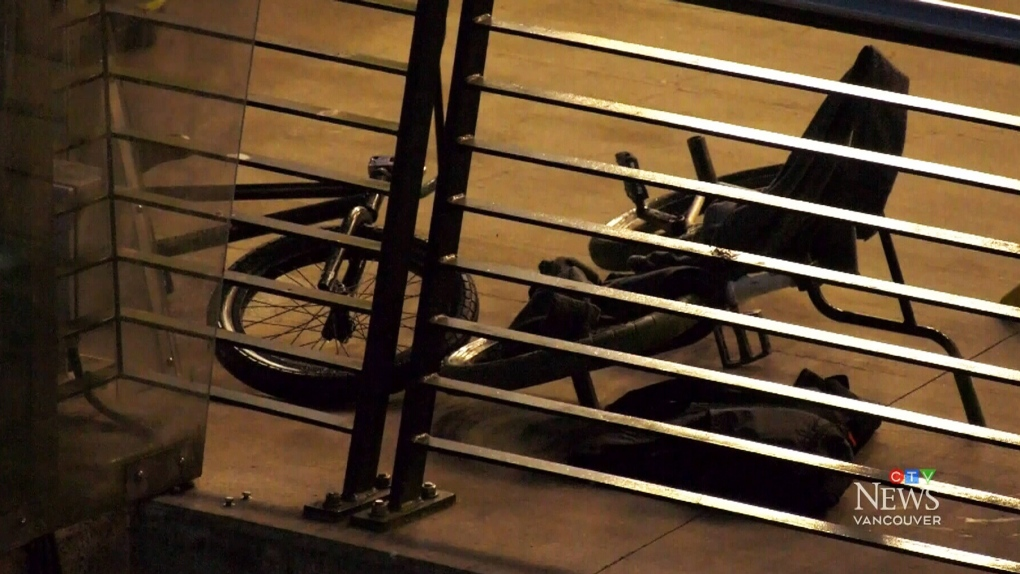 BMX stunt gone wrong leaves man in his 30s dead near