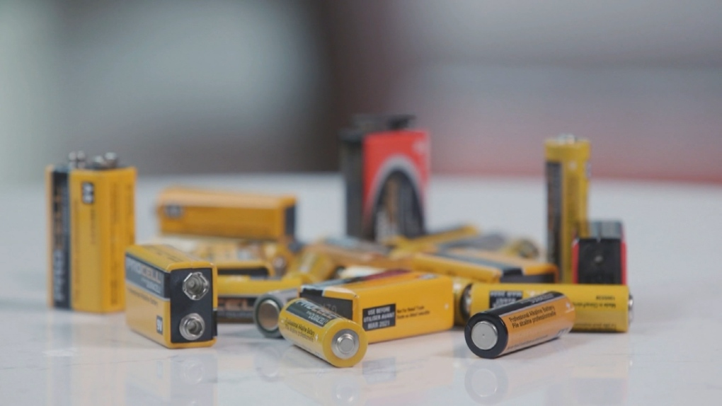 How To Properly Dispose Of Old Batteries Ctv News