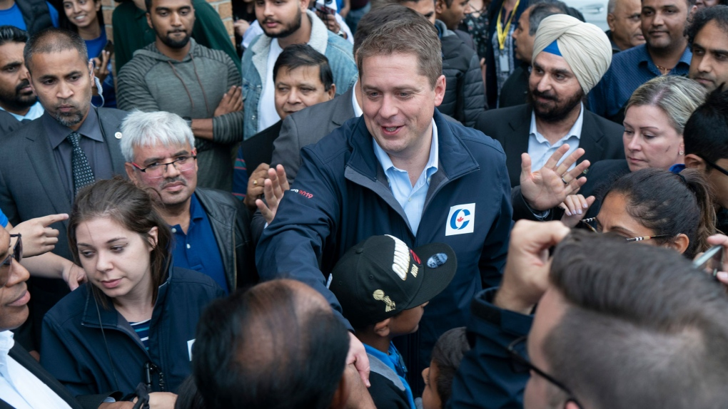 Scheer doesn't retract Indigenous 'hostage' comments, stays firm on position following debate
