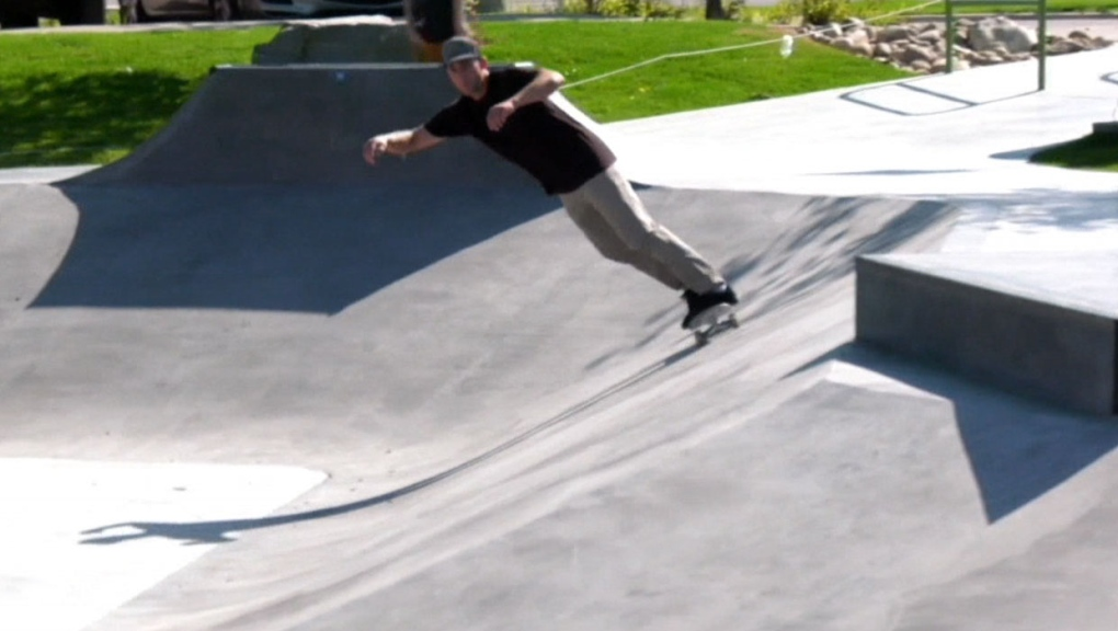New place to play: Calgary skateboard park officially open