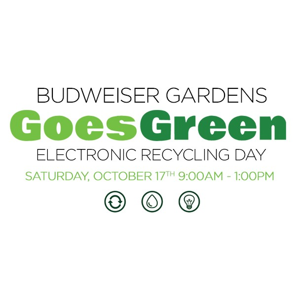 Budweiser Gardens Encourages Londoners To Go Green With Their Electronic Recycling Event Ctv News